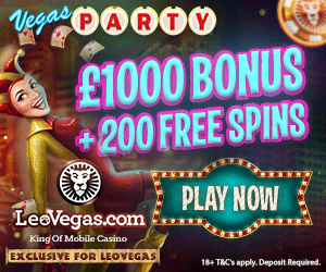 leo vegas casino bonus withdraw